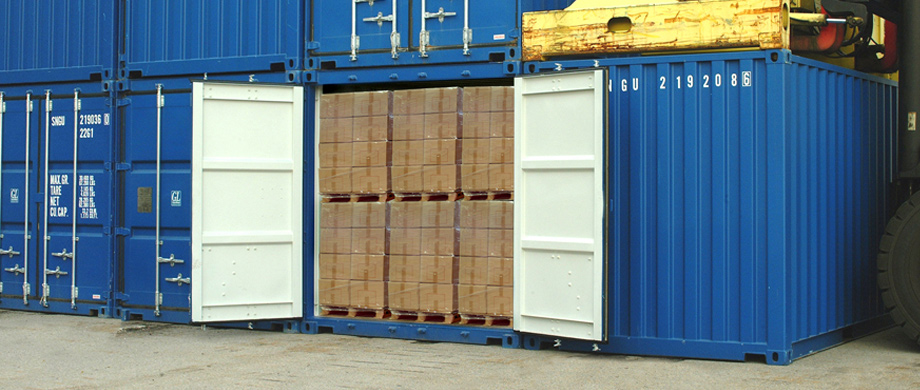 pallet for export use