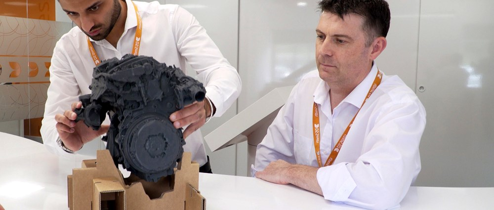 Providing innovative packaging and component solutions throughout the automotive market.