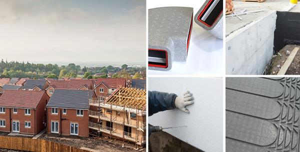 Why Expanded Polystyrene (EPS) is the Material of Choice for Achieving Eco-Friendly and Energy Efficient Housing