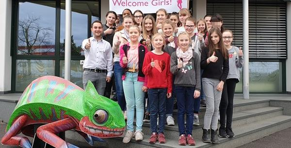 Girls Day 2019 im Werk Fulda
