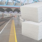 UK Railway use Modular Platform Systems made of EPS Foam