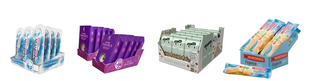retail and shelf ready corrugated packaging solutions