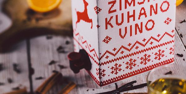Dobra Berbas Christmas Mulled Wine Now Available in Bag-in-Box Packaging!