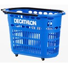 Injection Moulded Products designs a universal shopping cart for Decathlon