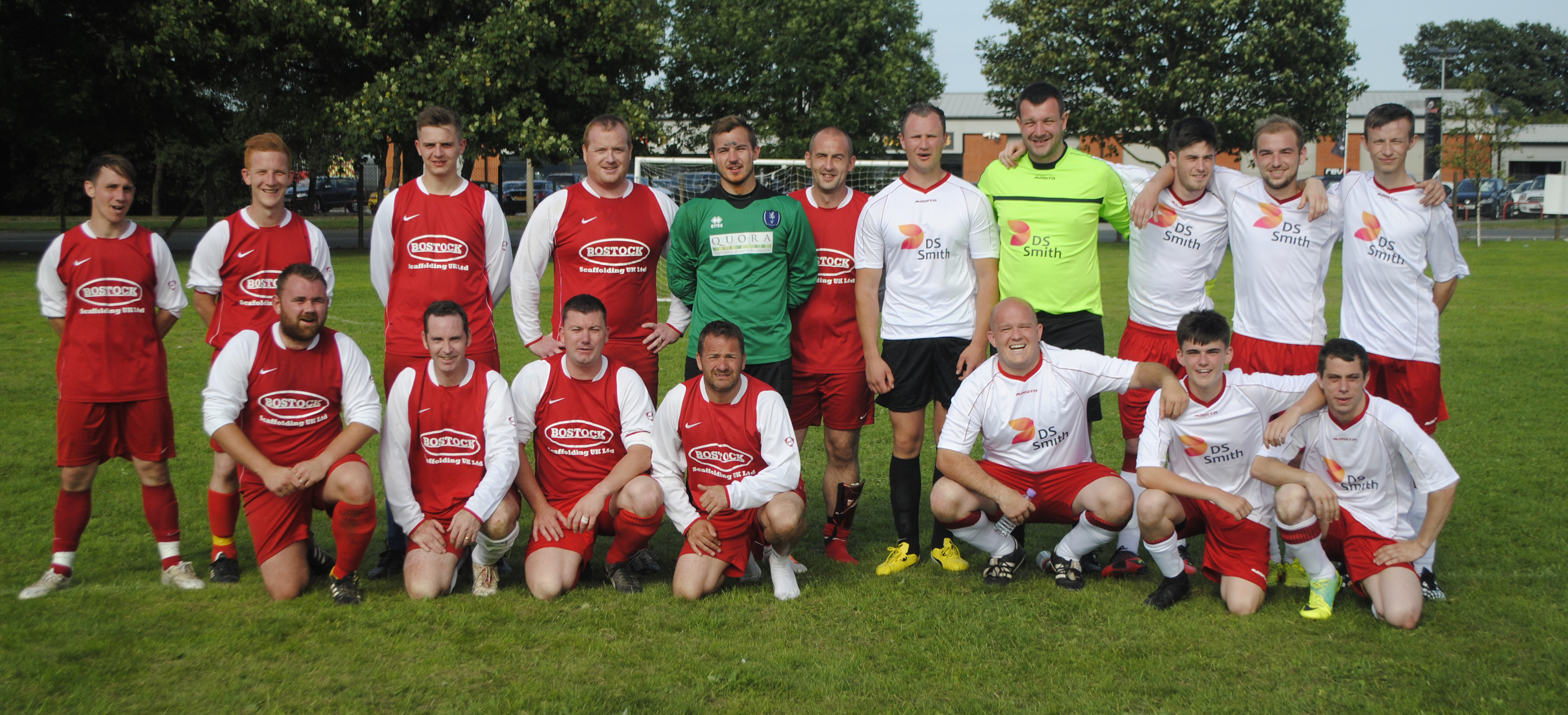 Louth football tournament