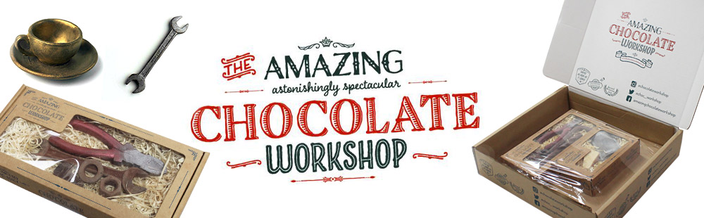 A perfect journey for The Amazing Chocolate Workshop