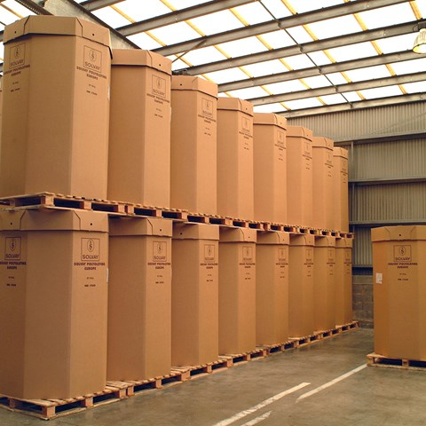 Heavy duty & containers - DS Smith Pharma