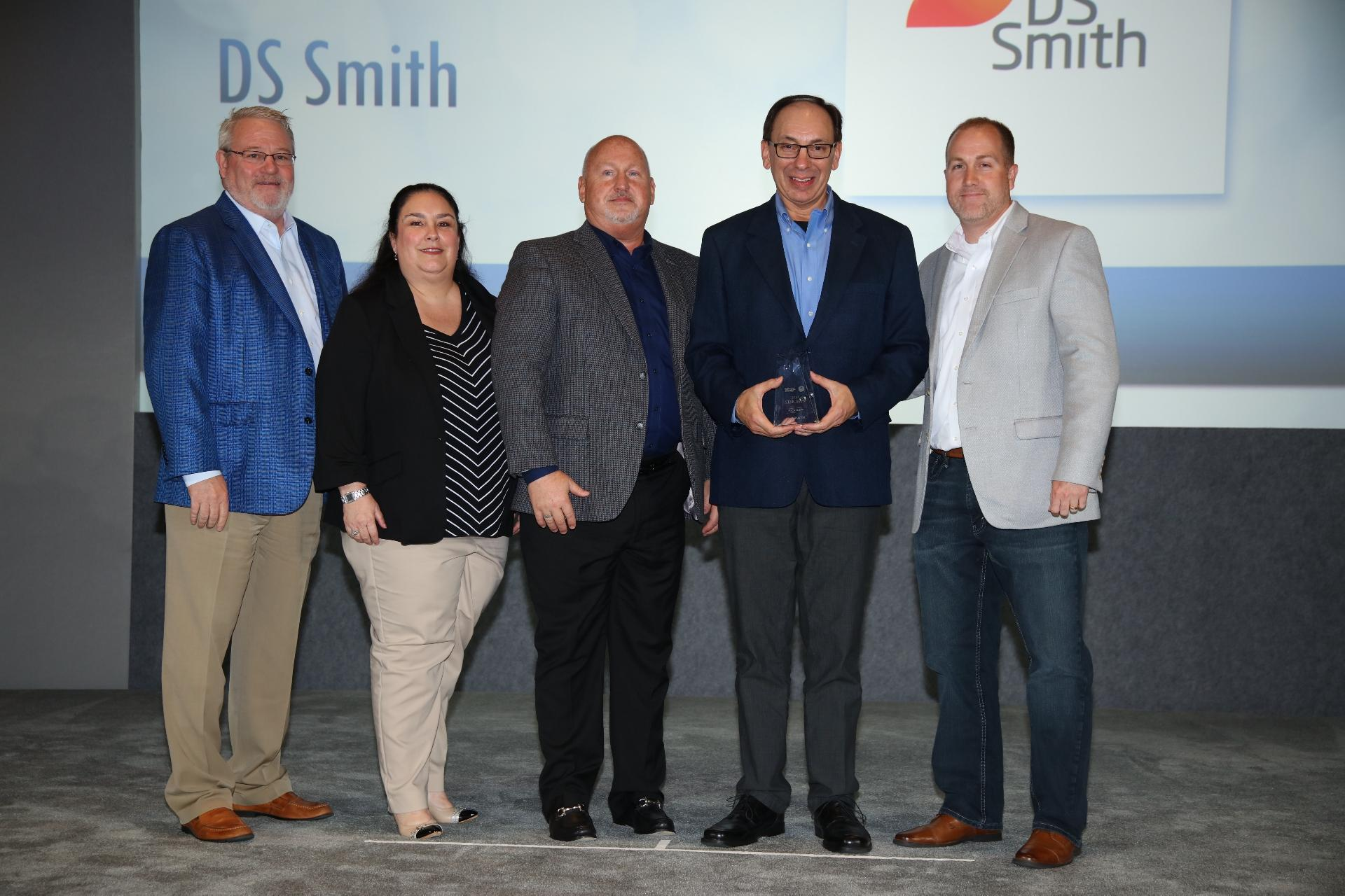 Yum! Brands Award DS Smith New Castle
