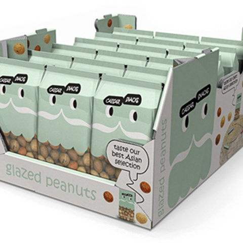 Retail and Shelf Ready packaging