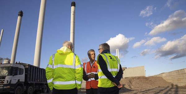 Development consent granted for Kemsley Paper Mill Combined Heat & Power plant