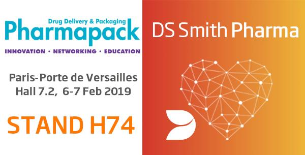 DS Smith au Pharmapack 2019