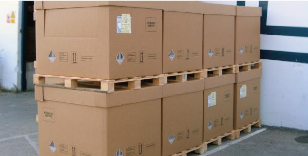 The main advantages of corrugated packaging: occupational safety, logistics optimisation and environmental friendliness