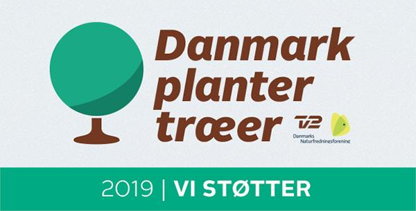 DS Smith planter træer