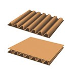 How corrugated board is made