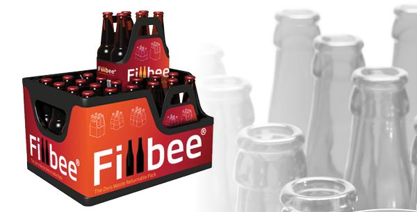 FILLBEE®, the Next Step in the Field of Reusable Beverage Crates with an Integrated Pack to Reduce Waste Generation