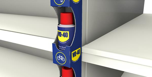 DS Smith and WD-40 drive sustainability with a 100% recyclable packaging solution