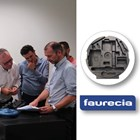 Foam Products Portfolio presented to Faurecia at an Innovation Road Show