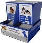 Dispenser for veterinary products