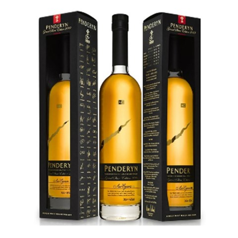 Penderyn Grand Slam Limited Edition Whisky