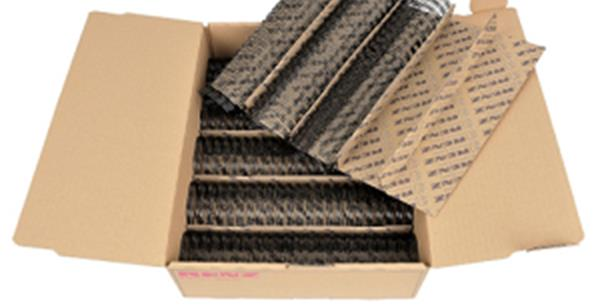 Corrugated Board Instead of Plastic Material