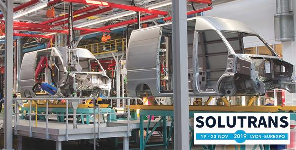 DS Smith Plastics will Exhibit their line of AkyDrive™ Protective and Reinforcement Car Solutions at Solutrans 2019 Lyon France, 19-23 November Stand 4L131