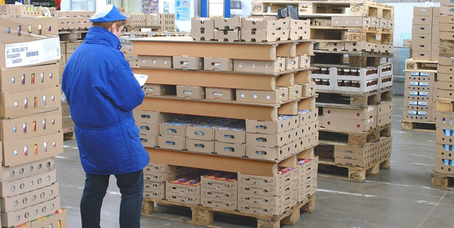 pallets for fulfilment