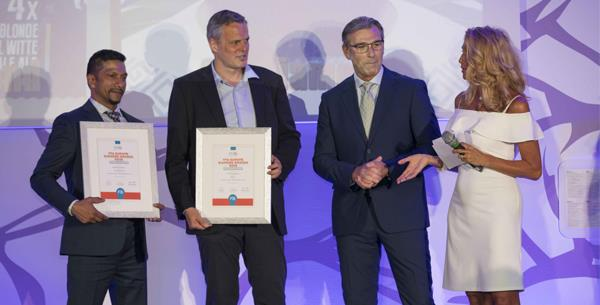 DS Smith Packaging France primé aux FTA Europe Diamond Awards