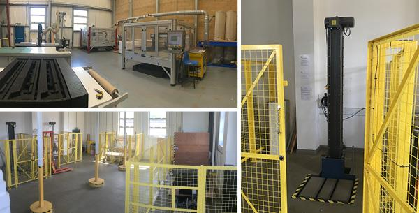 DS Smith Plastics Foam Products Testing Facilities Ensure Secure Packaging