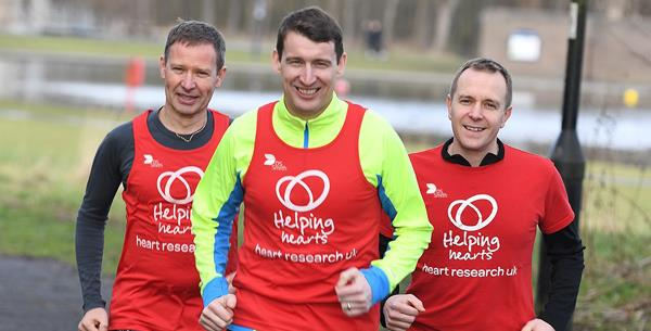 DS Smith's UK Packaging MD and senior management team prepare for London Marathon