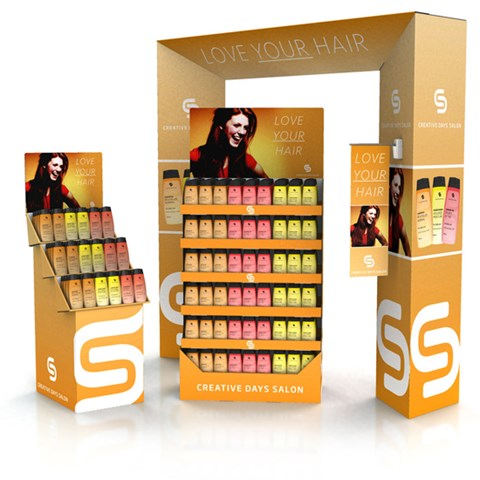 Display and Promotional Solutions - DS Smith Packaging