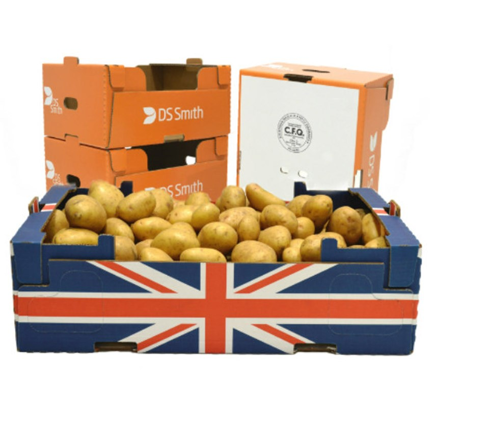 DS Smith adopt CFQ standard for fresh produce trays