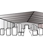 Storage of corrugated material
