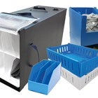 DS Smith Plastics Introduces New Line of Polypropylene Boxes and Storage Bins to their Line of Reusable Bulk Container