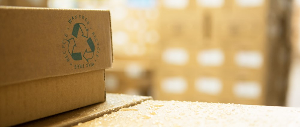 Protect your products and the environment with Greencoat, our wax-free, 100% recyclable, coated packaging.