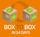 Box to Box in 14 Days